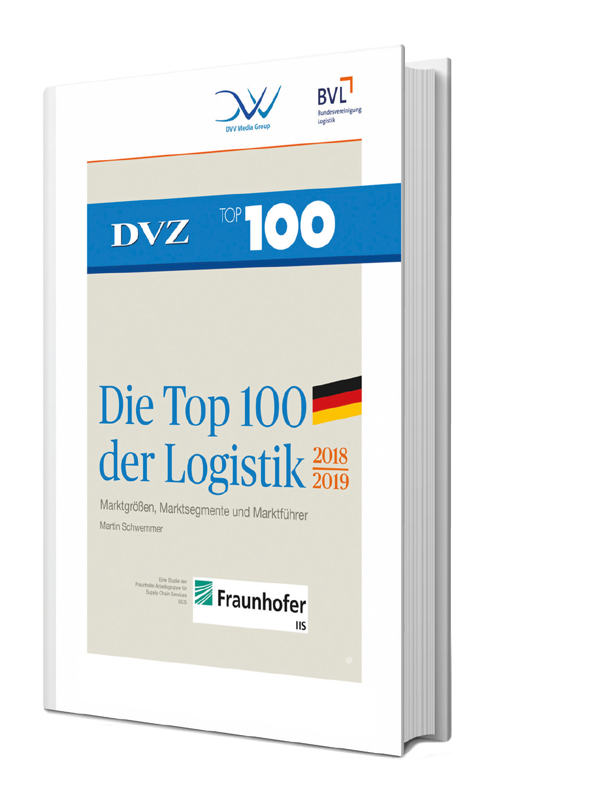 Cover der Top 100 der Logistik 2018/2019